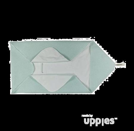 Omslagdoek / Wikkelcape zomer Uppies Soft Mint