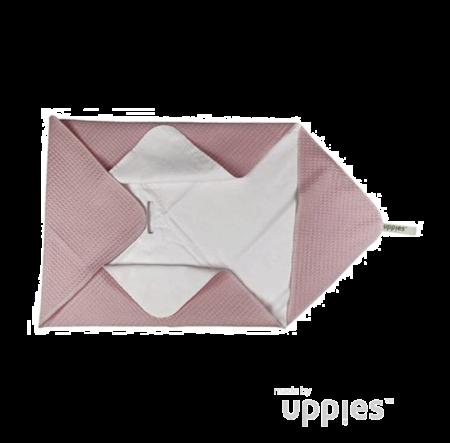 Omslagdoek / Wikkelcape zomer Uppies Roze