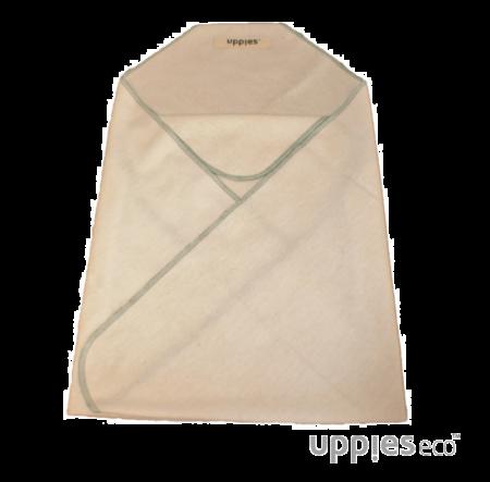 Benendoek / Omslagdoek Uppies Bio flanel