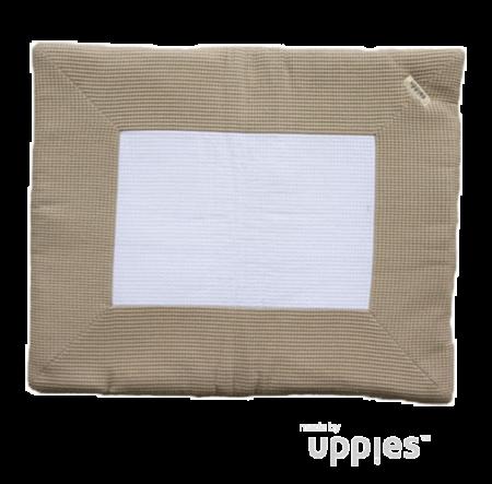 Box kleed Uppies Ecru / wit