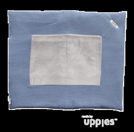 Box kleed Uppies oud blauw