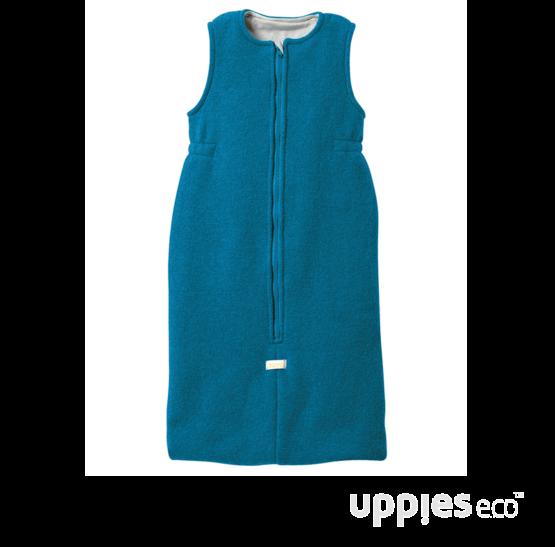 Uppies-slaapzak-Disana-blauw