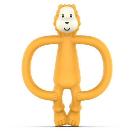 Uppies baby - Bijtring matchstick monkey lion