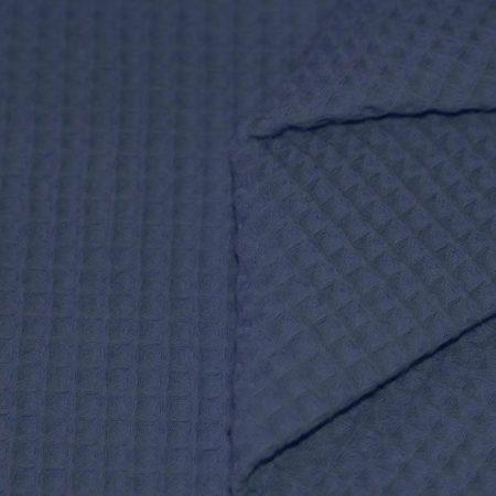 Uppies baby - Wiegdeken Uppies Wafel winter Donker jeans