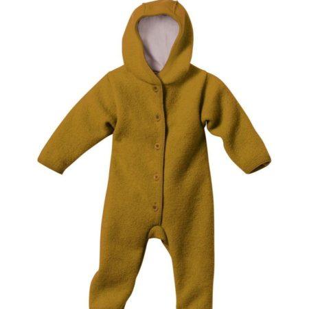 Uppies baby - Pakje disana fleece Gold