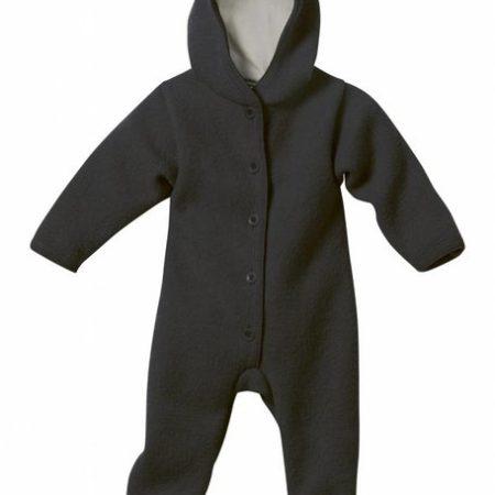 Uppies baby - Pakje disana fleece Antraciet