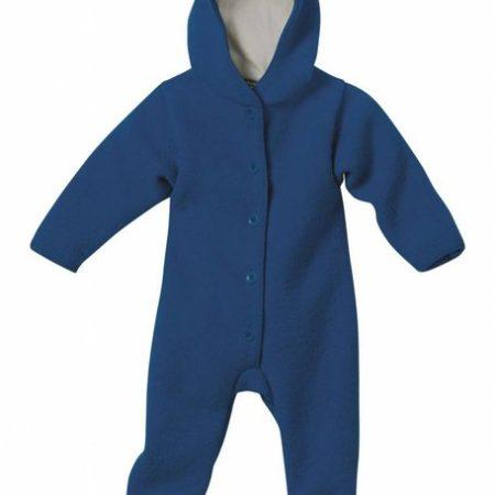 Uppies baby - Pakje disana fleece Donker blauw