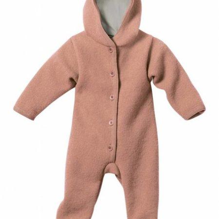 Uppies baby - Pakje disana fleece Roze