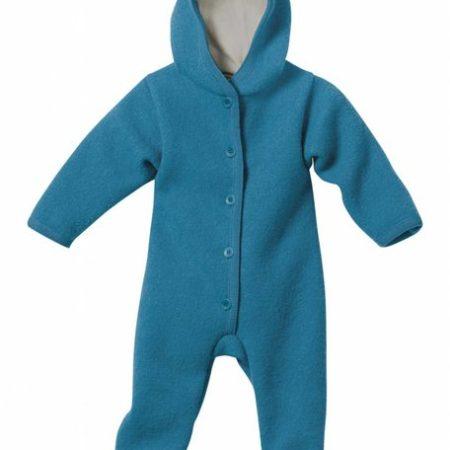Uppies baby - Pakje disana fleece Blauw