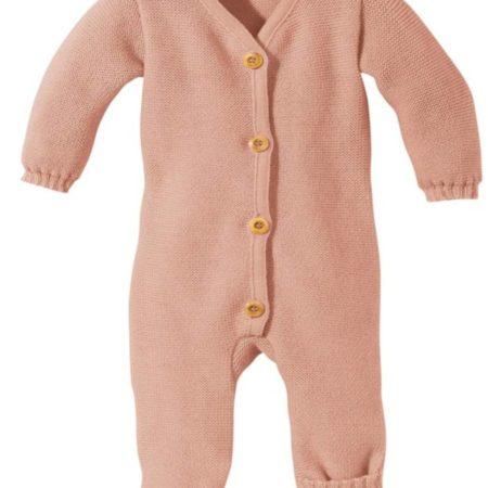Uppies baby - Boxpakje disana gebreid Rosé