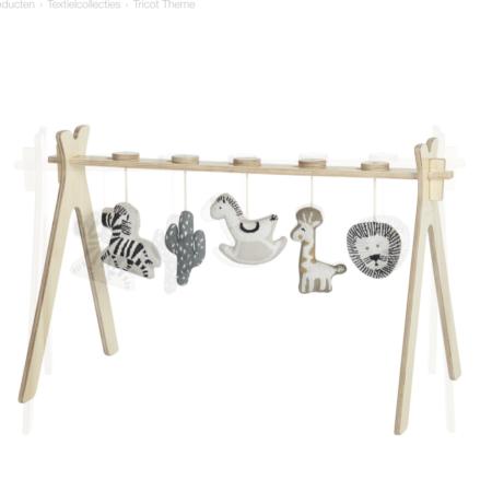 Uppies baby - activity Arch Quax tricot figuurtjes