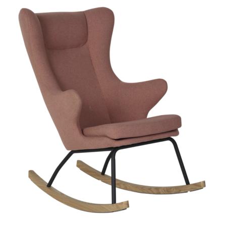 Uppies baby - schommelstoel Quax Deluxe Abrikoos