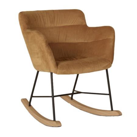 Uppies baby - schommelstoel Quax goud