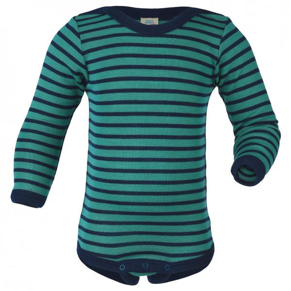 Disana Wollen trui kind marineblauw Ziloen