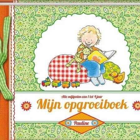 Uppies Baby - Boek 'Mijn opgroeiboek'