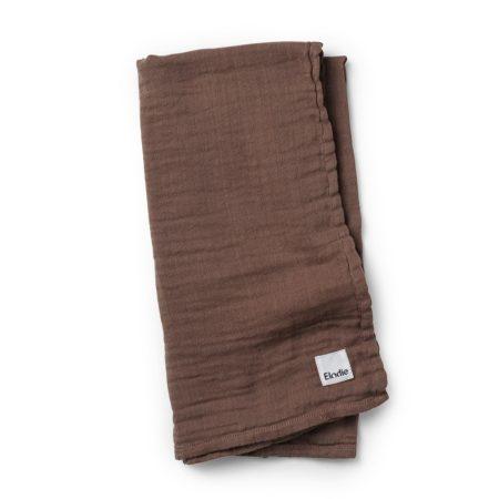 Uppies Baby - hydrofiele doek Elodie Chocolate