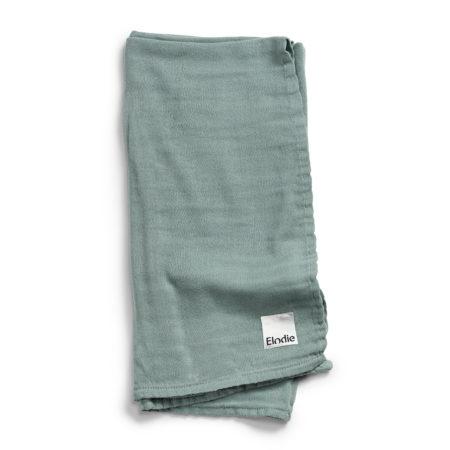 Uppies Baby - hydrofiele doek Elodie mineral green