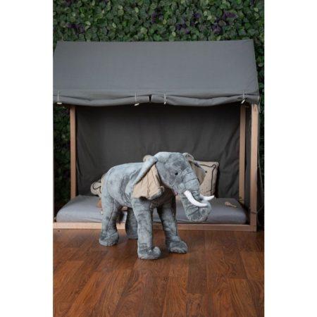 Knuffel Childhome olifant 60 cm