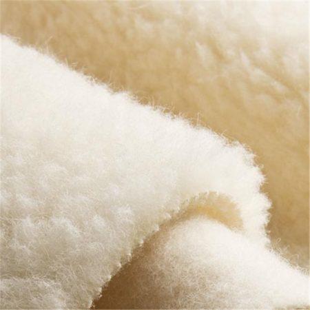 Biologische teddy wol