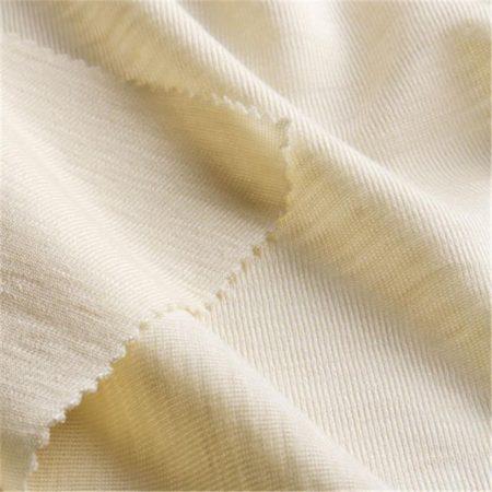 Tricot wol/zijde
